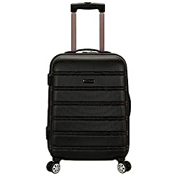 rockland melbourne luggage carry on luggage