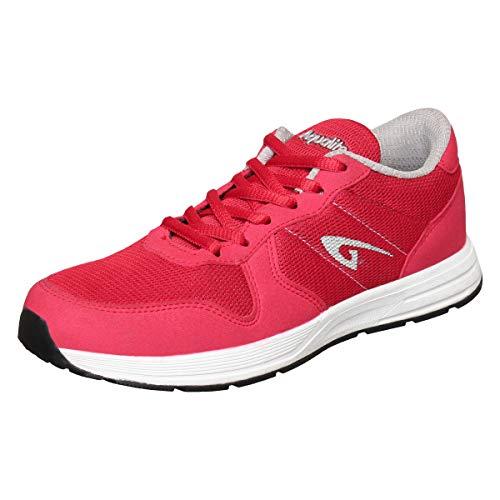 Aqualite Men's Red/Grey Running Shoes-7 UK/India (41 EU) (Aqua_SGA-01RED/GRY07)