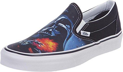 Vans Unisex Classic Slip-On? X Star Wars? (Star Wars) A New Hope Mens 11, Womens 12.5 Medium
