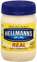 Hellmann's, Real Mayonnaise, 15-Ounce Jar (Pack of 2)