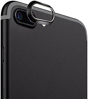 54fa73c9df1 Aubess For iPhone X 7 8 Plus - Carcasa Protectora para cámara Trasera,  Metal,