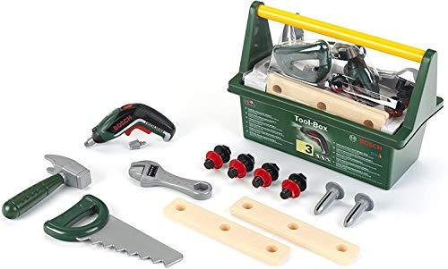 kids toys GCX de gama alta simulación de desmontaje eléctrico tuerca taladro eléctrico paquete caja de herramientas Boy Play House juguete exquisito