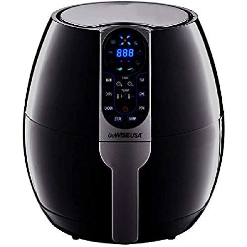 GoWISE USA 3 7 Quart Air Fryer