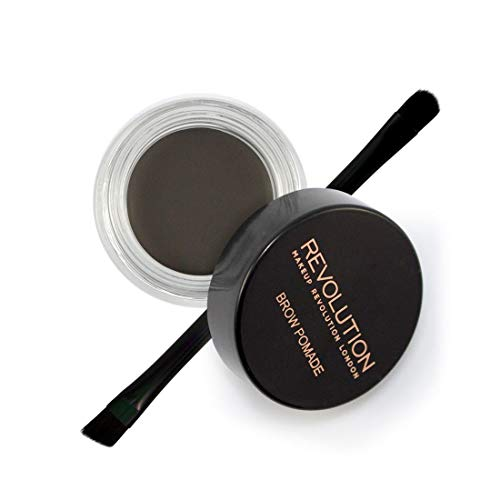 MAKEUP REVOLUTION Brow Pomade Graphite, 3 g