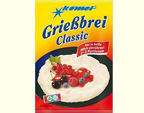 Grießbrei Komet - nostalgische DDR Kultprodukte - Ostprodukte