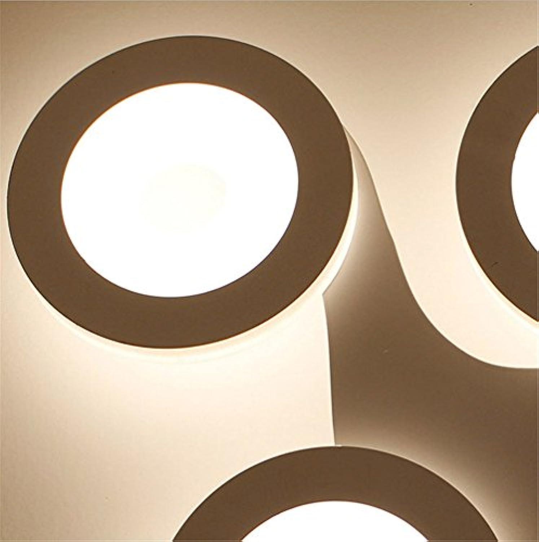 StiefelU LED Wandleuchte nach oben und unten Wandleuchten Schlafzimmer Wand lampe Nachttischlampe Korridor durch LED-Straenbeleuchtung, warmes Licht