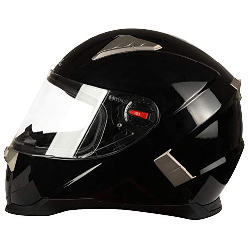 Integralhelm Motocross ABS Dirt Bike ATV Motorradhelm Erwachsener Motorradhelm Integralhelm ECE geprüft