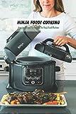 Ninja Foodi Cooking: Amazing Recipes To Cooking The Ninja Foodi Machine: Ninja Foodi Cook Book