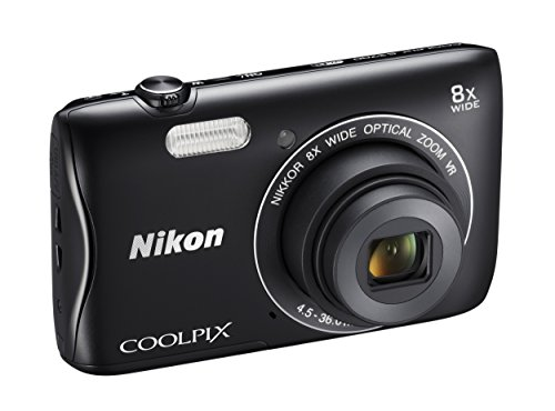 Nikon Coolpix S3700 Fotocamera Digitale Compatta