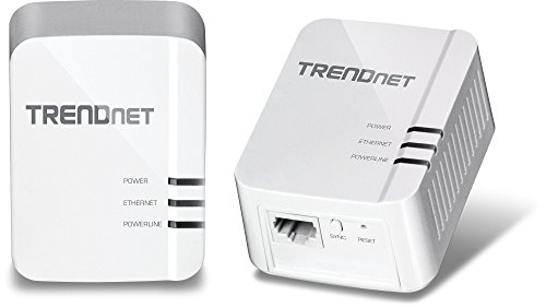 TRENDNET POWERLINE 1300 AV2 ADAPTER KIT (TPL-422E2K)