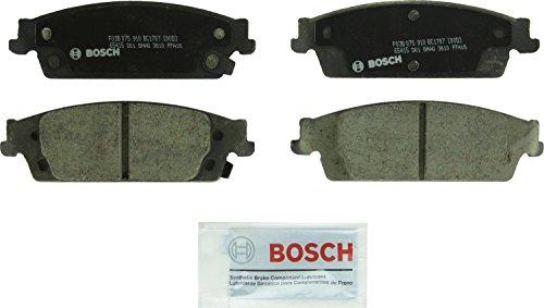 Bosch BC1707 QuietCast Brake Pad Set | Advance Auto Parts