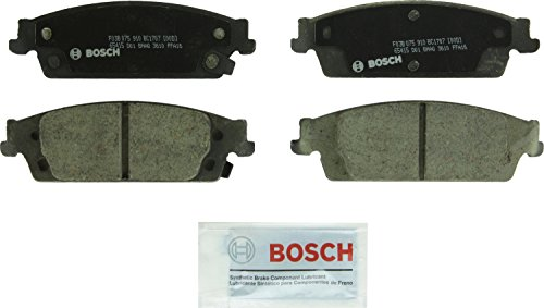 My Top Pick: Bosch BC1707 QuietCast Brake Pad Set
