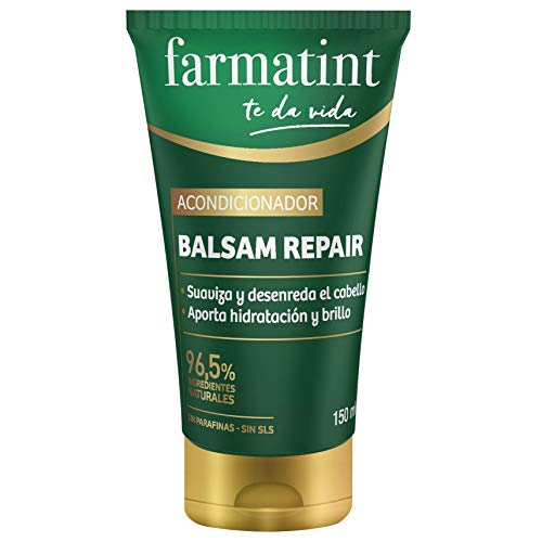 Farmatint Acondicionador, 96.5% ingredientes naturales, suav