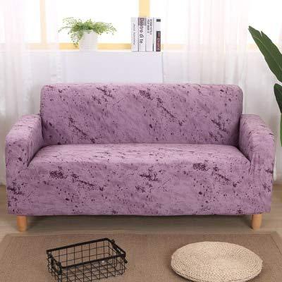 ASCV Stänkfärgningsmönster sofföverdrag överdrag soffa för soffhandduk vardagsrum möbler skyddande fåtöljsoffor A5 4-sits