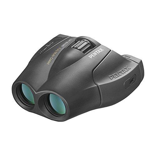 PENTAX 双眼鏡 UP 8x25 小型軽量 フルマルチコーティング 高級プリズムBak4搭載 (8倍) フェス ライブ コンサート スポーツ観戦 メーカー保証1年 ペンタックス 61901