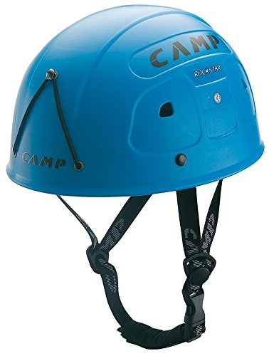 Camp USA Rock Star Climbing Helmet Blue One Size (japan import)