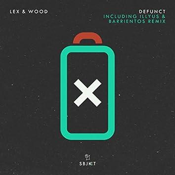 Defunct (Incl. Illyus & Barrientos Remix)