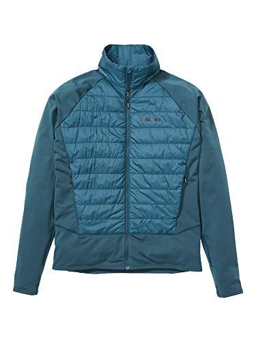 Marmot Variant Hybrid Jacket Veste Polaire, Veste d'extérieur à Fermeture éclair sur Toute la Longueur, Respirante, résistante au Vent Homme Stargazer FR: M (Taille Fabricant: M)