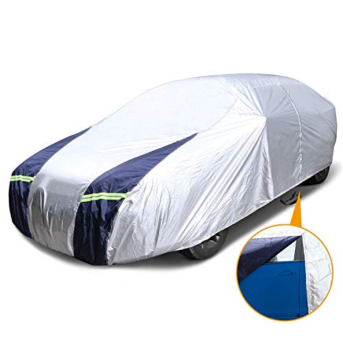 KAKIT 6 Layers Civic Car Cover for Honda Civic 2010-2017, All Weather...