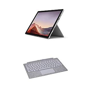 Microsoft Surface Pro 7, Core i5, RAM 8 GB, SSD 128 GB, Platinum + Tastiera Alcantara (B08KYZYR3W)   Amazon price tracker / tracking, Amazon price history charts, Amazon price watches, Amazon price drop alerts