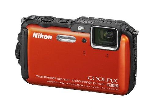 Nikon Coolpix AW120 Fotocamera Digitale, Sensore