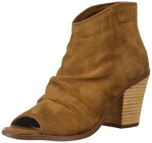 ZiGi Soho Women's Indera Heeled Sandal, Tan, 8 Medium US