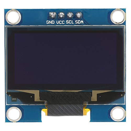 IIC I2C Communicate Blue OLED-Display, 1,3-Zoll-OLED-Display-Modul, 128 x 64 für Arduino Raspberry PI