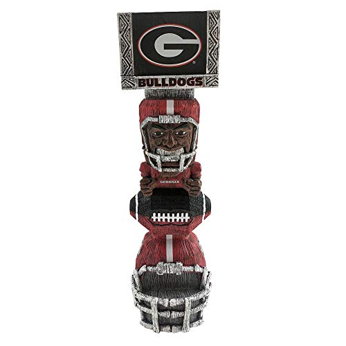georgia bulldog figurine - 6