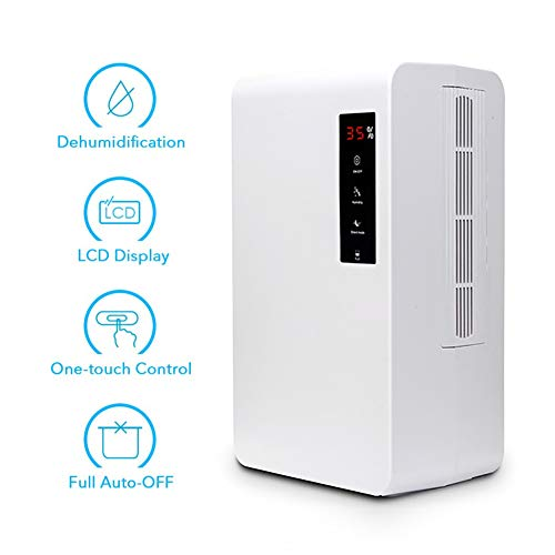 Why Should You Buy YINSY Small Space Dehumidifier, Electric Mini Dehumidifiers for Basement, Bedroom...