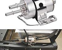 車の部品58PSI車の燃料フィルターレギュレータ燃料圧力調整フィルター6ANに3/8 ''6ANに5/16'' シボレー1999-2014 V8