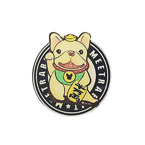 broche Los encantadores broches para perros de broches acrílicos de animales se pueden regalar a amigos o mujeres como decoración de mochila o mochila]],null,en]]]