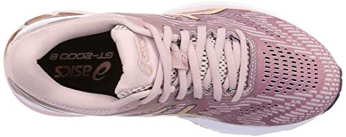 ASICS Damen Gt-2000 8 Running Shoe, Watershed Rose/Rose Gold, 39 EU - 7