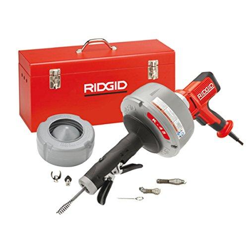 Ridgid 37343110V Autofeed Rohrreinigungs Maschine