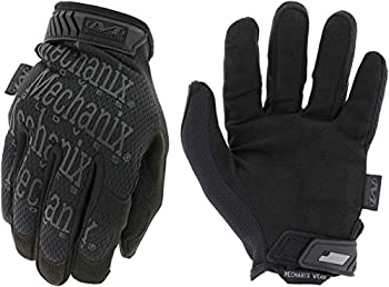 Mechanix Wear  The Original Covert Tactical Work Gloves  Large All Black