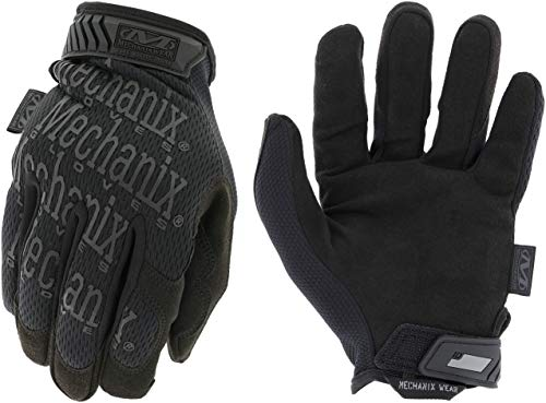 Mechanix Wear MG-55-012 - Original Covert Tactical Gloves (XX-Large, Black)