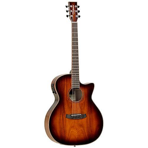 Tanglewood – Guitarra electroacústica serie Winterleaf TW4 E VC KOA