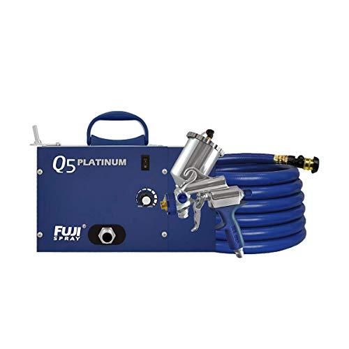 Fuji Spray Q5 Platinum GXPC Quiet HVLP Spray System