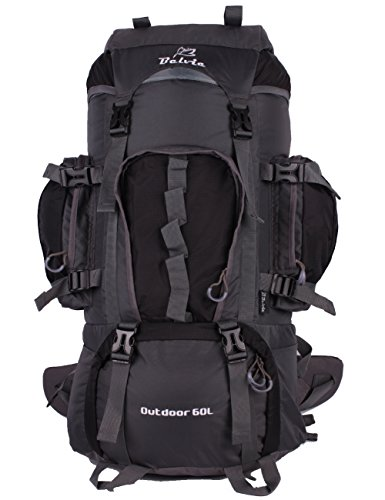 Belvie 601 Hiking Backpack 60L