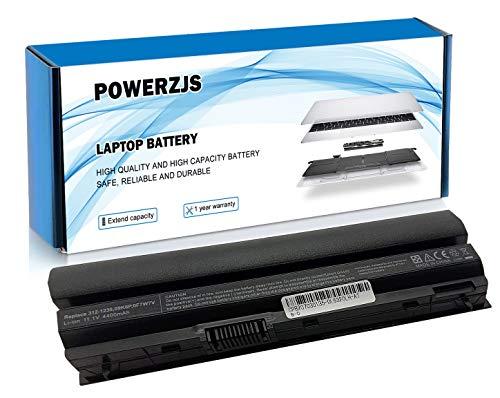 Batería del portátil E6220 E6320 E6420 E6520 para Dell Latitude E6430s E6520 E6530 312-1381 312-1241 312-1446 [Li-Ion 11.1V 4400 mAh]