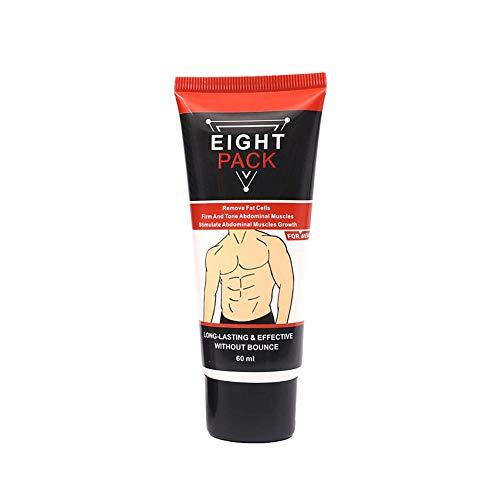 perfecthome Crème Musculaire Abdominale pour Hommes Qui brûlent de la Graisse, Body Firming Anti Cellulite Minceur Renforcement Resserrement Crème Musculaire du Ventre Abdominal