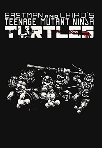 Teenage mutant ninja turtles (Vol. 1-6)