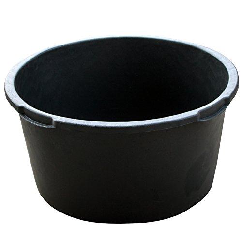 PE Becken / Rundbecken mit 90L Volumen - D=66cm H=35cm - optimal für Wasserspiele