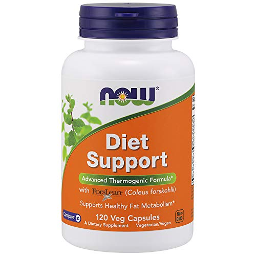 NOW Supplements, Diet Support with ForsLean (Coleus forskohlii), 120...