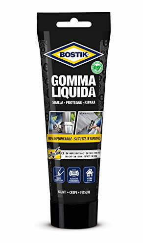 BOSTIK Gomma Liquida Tubo rivestimento a base di gomm...
