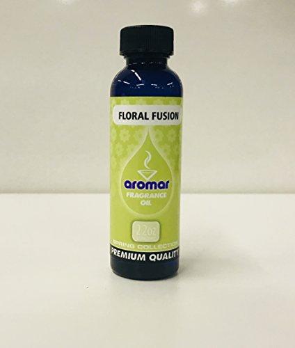 Aromar Floral Fusion l'huile essentielle de gravure de aromatique Collection Spa, US EN (Flacon de 62,4 gram)
