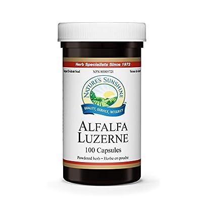 ALFALFA (100) (Medicago sativa)