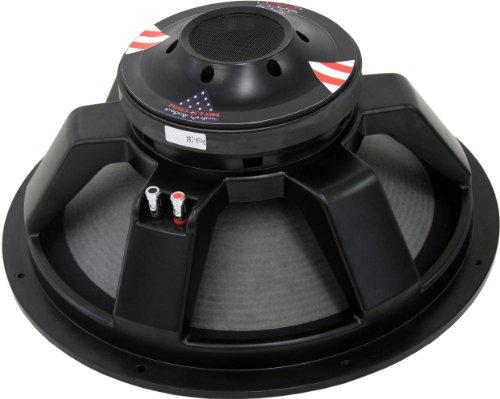 Earthquake Sound PRO-X18-4 Professioneller Subwoofer (45,7 cm, 4 Ohm)
