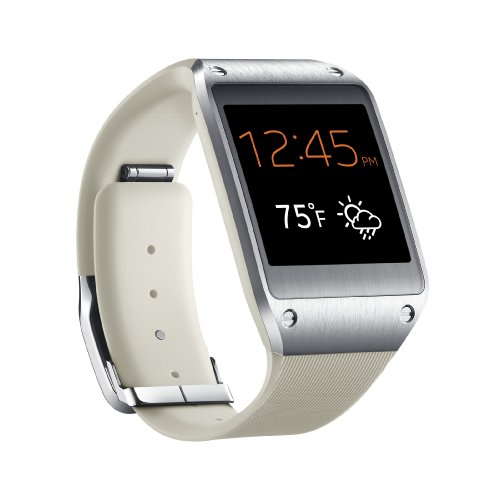 Samsung Galaxy Gear Smartwatch- Retail Packaging - Oatmeal Beige...
