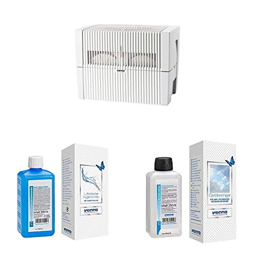 Venta 7045501 Luftwäscher LW 45 weiß/grau + Hygienemittel + Reiniger