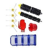 Chirsemey - Juego de accesorios para robot aspirador Roomba 600 Serie 600 605 610 615 616 620 621 625 630 631 632 650 651 660 670 680 691 696